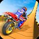 Mega Ramp Moto Bike Stunts: Bike Racing Games APK
