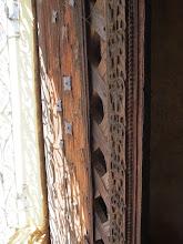 Photo: original door