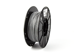 3DFuel Glass Filled Industrial Gray PLA Filament - 1.75mm (0.5kg)