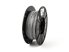 3DFuel Glass Filled Industrial Gray PLA Filament - 1.75mm (0.5kg)