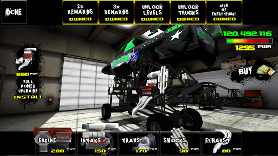 Monster Truck Destruction MOD (Unlimited Money) 5