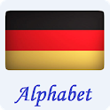 German alphabet pronunciation icon