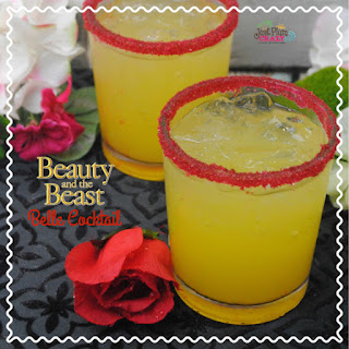 Beauty and The Beast Belle Margarita.