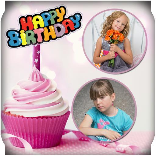 Happy Birthday Photo Collage