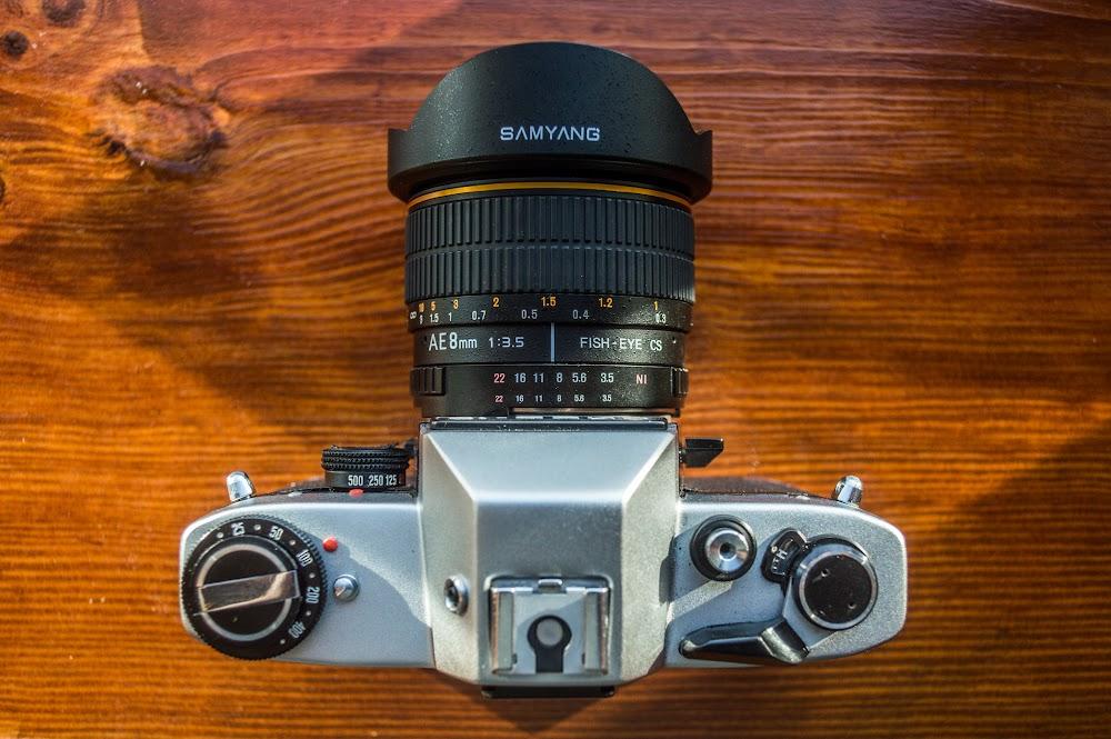 Samyang 8mm Київ 19