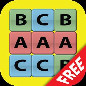 Alphabet Letter Match 3 Free