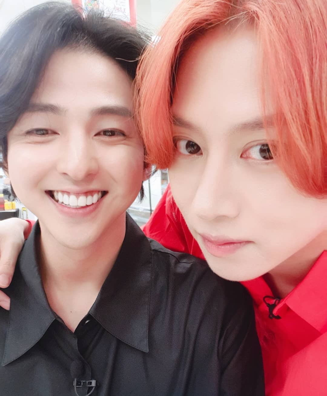 kim heechul kim kibum 2019 1