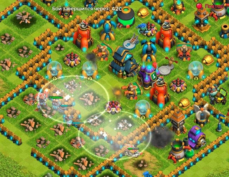 Screenshots of Battle of Zombies: Clans War for iPhone