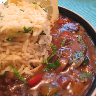 Vegetarian Etouffee Recipes.