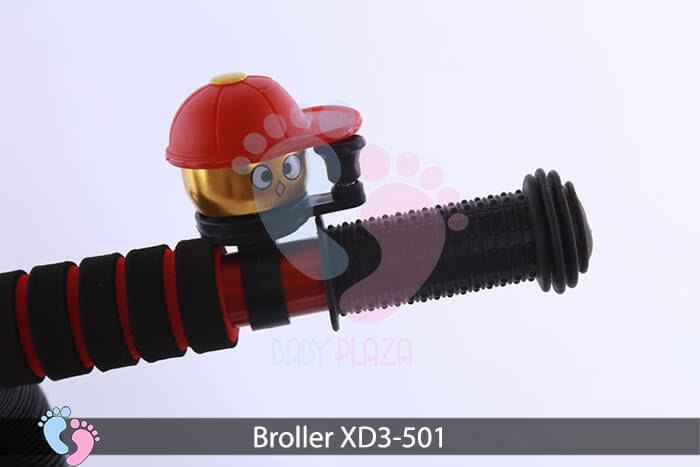 Xe đạp ba bánh Broller XD3-501 5
