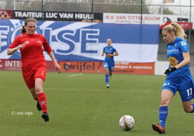 """Tine Schryvers vond eindelijk opnieuw rust op het veld: """"En nu wil ik Gent aan prijzen helpen"""""""