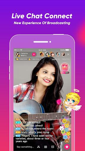 MeMe Live uff0d Live Stream Video Chat & Make Friends 2.9.3.1 screenshots 1
