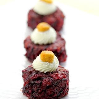 Beet Polenta Appetizer Recipe
