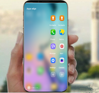 App 3D Launcher Galaxy S10 S9 Note9 S8 Note8 APK for Windows Phone