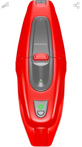Vacuum Screenshot