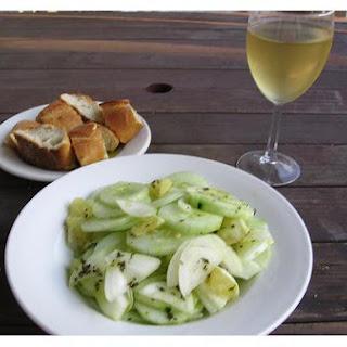 Gurken Salat