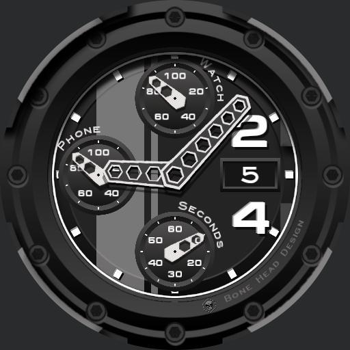 WatchMaker Premium Watch Face- screenshot