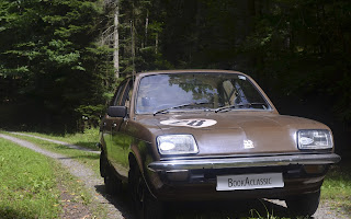 Vauxhall Chevette L Rent South West