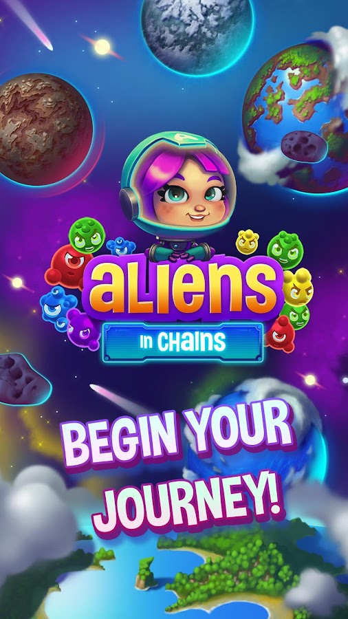 New - Aliens in Chains- screenshot