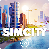 SimCity BuildIt Android APK Download Free By ELECTRONIC ARTS