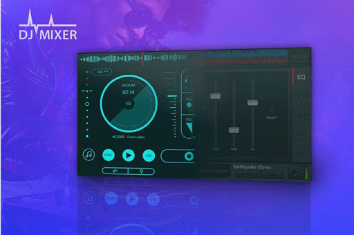 DJ Music Mixer for PC