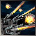 Space gunner icon