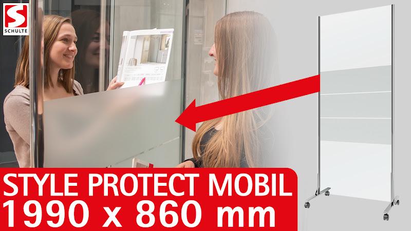 """Video: Husten- und Hygieneschutz Variante 5 """"Style Protect mobile"""""""