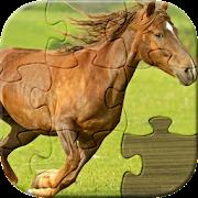 Horses Jigsaw Puzzles ❤️