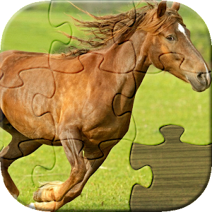 Horses Jigsaw Puzzles for Kids for PC and MAC