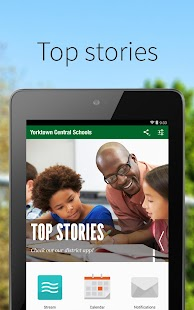 Yorktown Central Schools- screenshot thumbnail