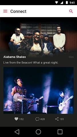 android Apple Music Screenshot 3