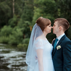 Wedding photographer Yuliya Baldina (yuliavb). Photo of 17.07.2017