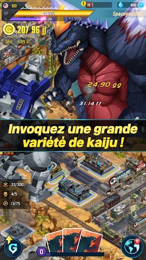 Godzilla Defense Force fond d'écran 2