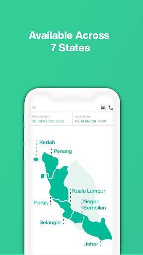 GoCar Malaysia: Experience Car Sharing 1.9.10 Screenshots 3