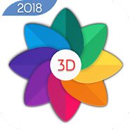 3D gallery : Photo & Video APK icon