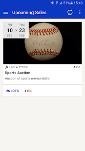 J. Sugarman Auction Corp- screenshot thumbnail