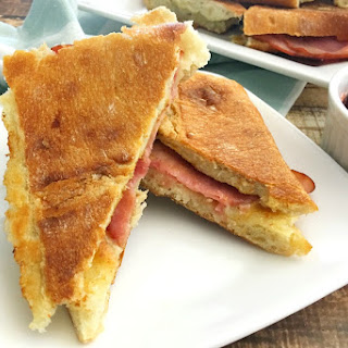 Ham Cheese Panini Recipes