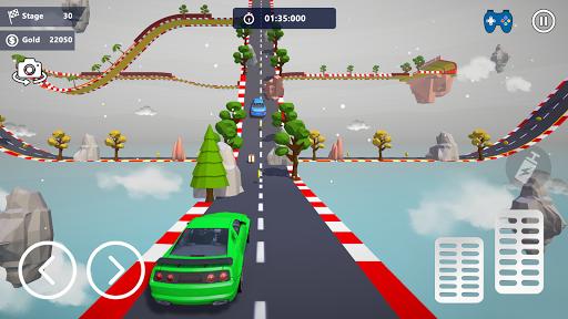 Code Triche Car Stunts 3D Free - Extreme City GT Racing  APK MOD (Astuce) screenshots 5
