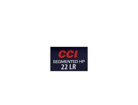 CCI 22lr Segmented HP 32gr