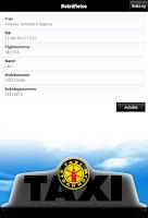 Screenshot of Taxi Sthlm