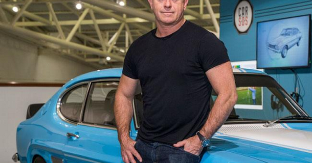 Ross Kemp couldn't get a girlfriend until he had a car