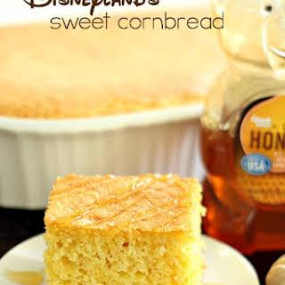 Disneyland's Sweet Cornbread.