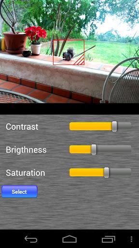 DroidSSTV - SSTV for Ham Radio screenshot 3