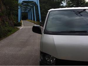 ハイエースバン GDH201V SUPER- GLのカスタム事例画像  箱バン☆200(KDH200V)さんの2018年05月14日11:09の投稿