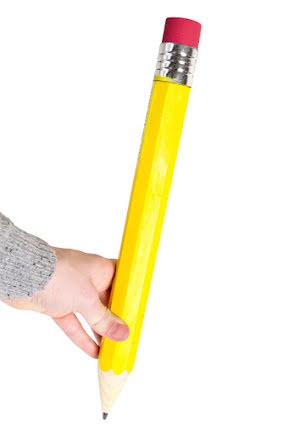 Blyertspenna, jumbo