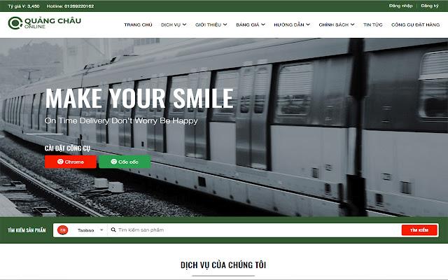 Công Cụ Đặt Hàng Của Quảng Châu Online