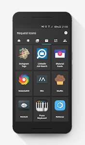 Refocus Icon Pack v1.6.0