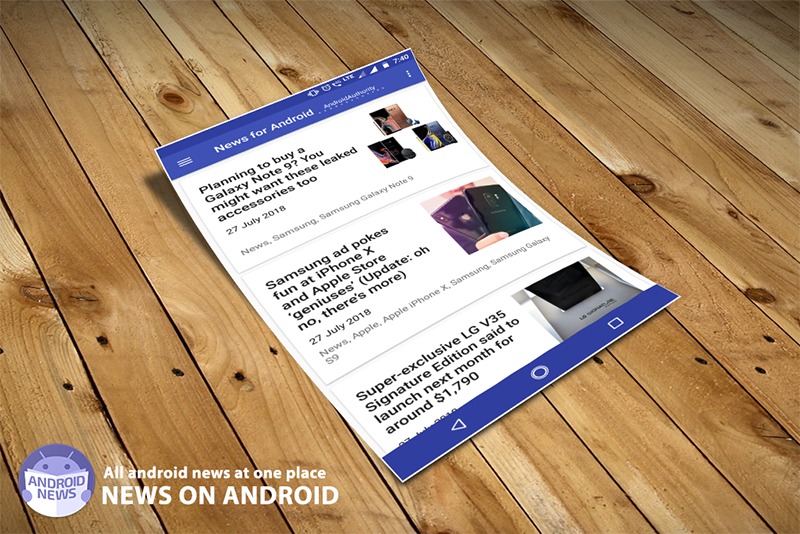 News android - news for android - news on android Screenshot 7