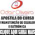 Apostila do Curso Manutenção de Celulares e Eletrônica Básica Odair Oliveira