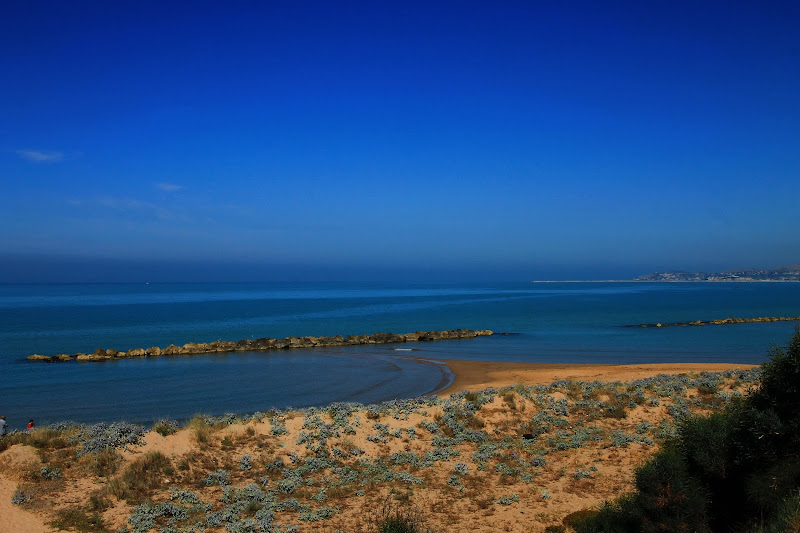Panoramica blu. di Petruzzo
